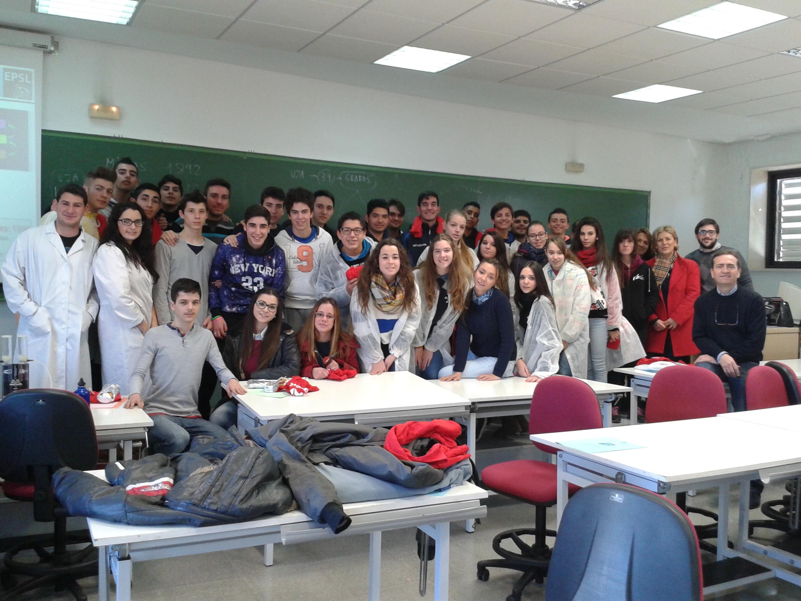 La EPS de Linares reanuda sus talleres \'Conoce las Ingenierías ...