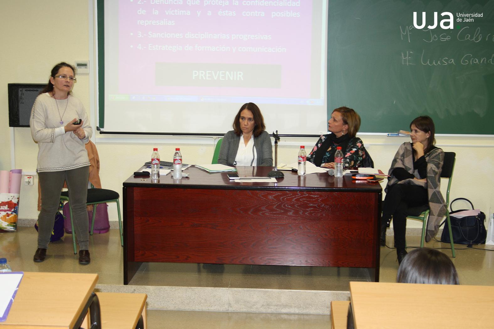 La Facultad de Ciencias de la Salud de la Universidad de Jaén ...