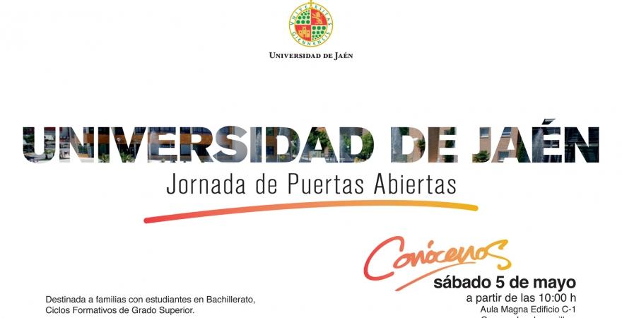 La Universidad De Jaén Celebra El Próximo Sábado 5 De Mayo