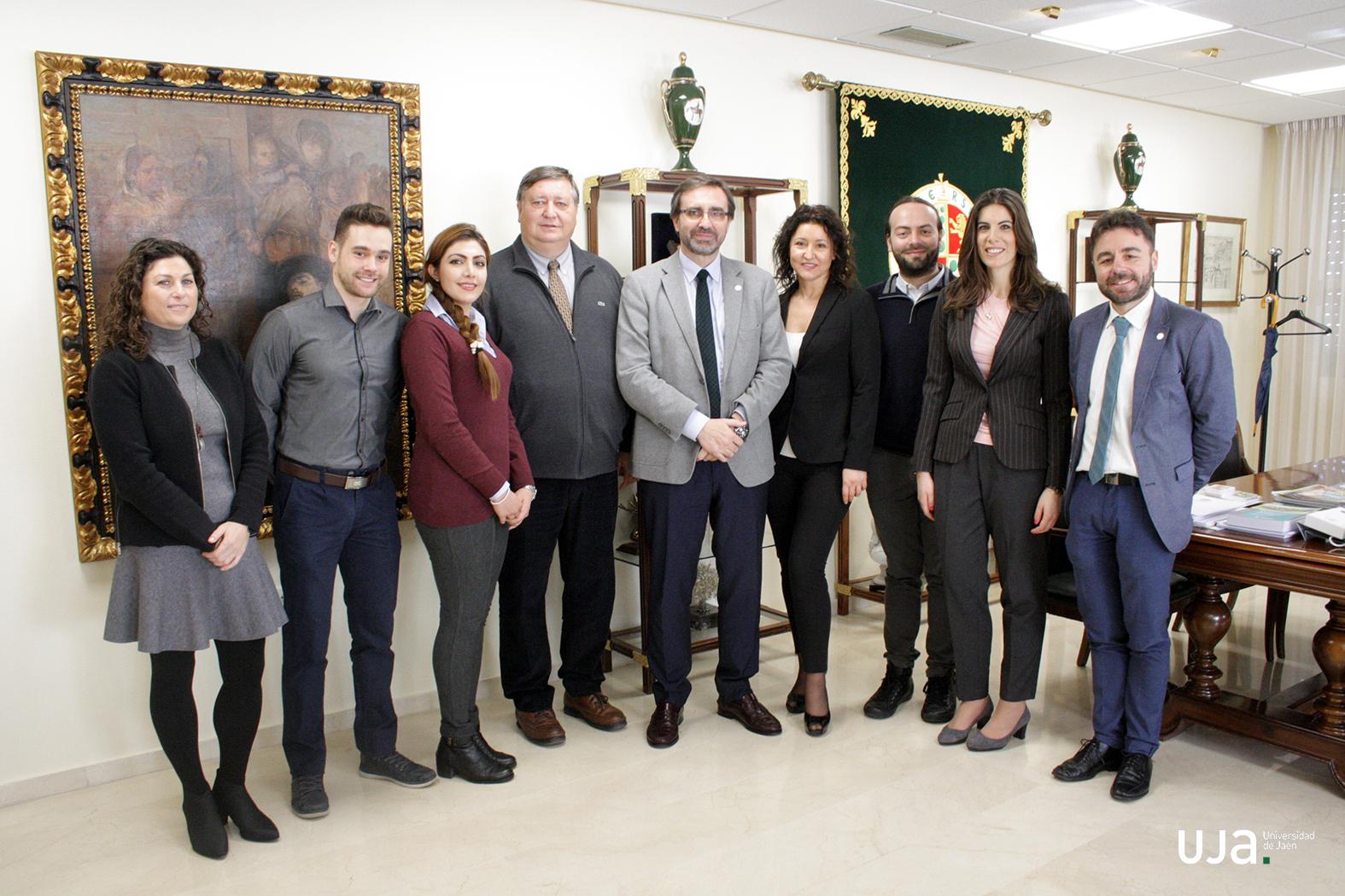 La Universidad de Jaén impulsa la atracción de talento de ... 8e38faeee942