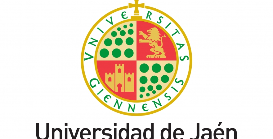 Logotipo de la Universidad de Jaén.