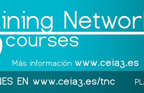 Banner de los Training Network Courses 2019.